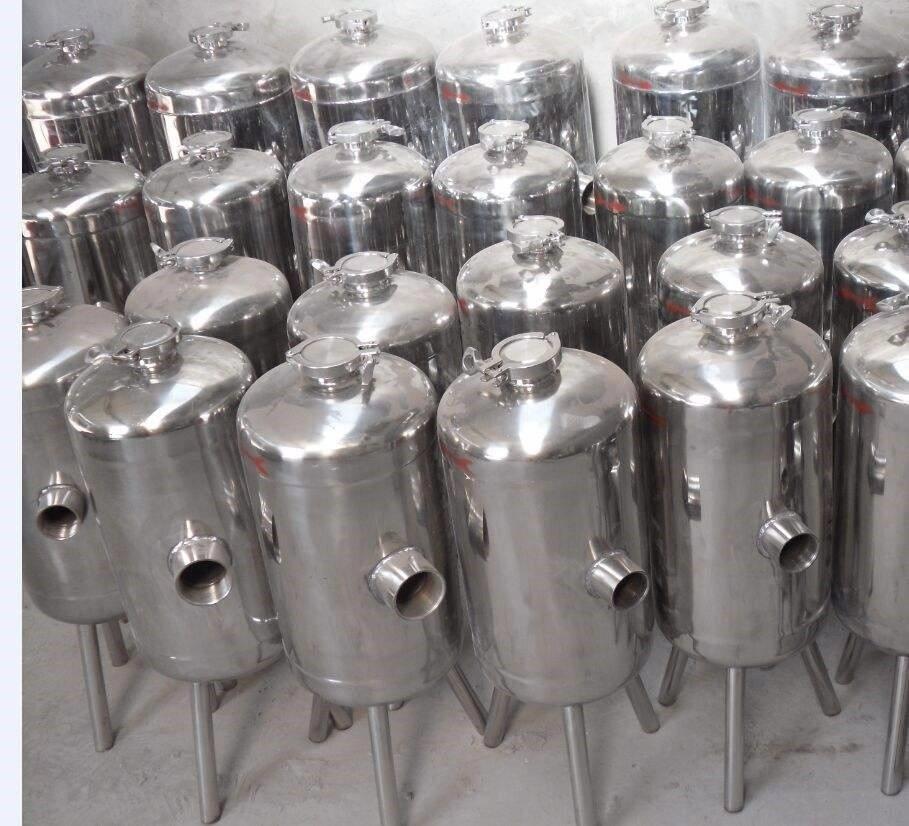 硅磷晶罐水处理器