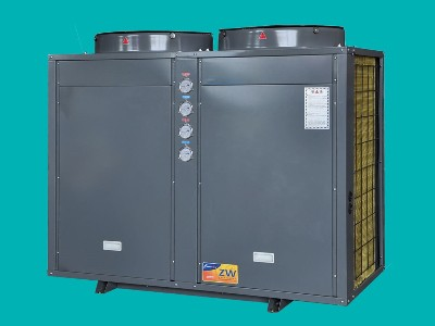空气能中央热水机组